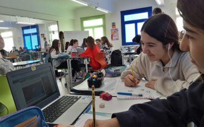Visitas pedagógicas para alumnos nuevos de ESO