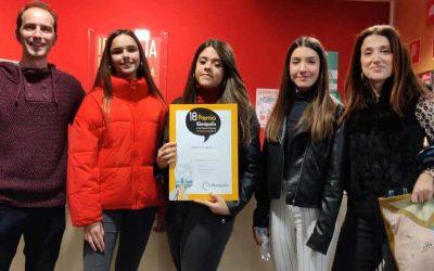 Participación en los premios Ebrópolis